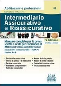 Intermediario Assicurativo E Riassicurativo Pdf