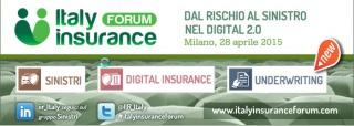 Live: Italy Insurance Forum 2015 - #italyinsuranceforum