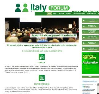 A conclusione della III edizione dell'Italy Insurance Forum, il resoconto