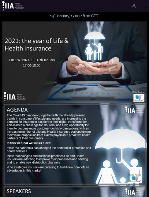 The year of Life & Health Insurance